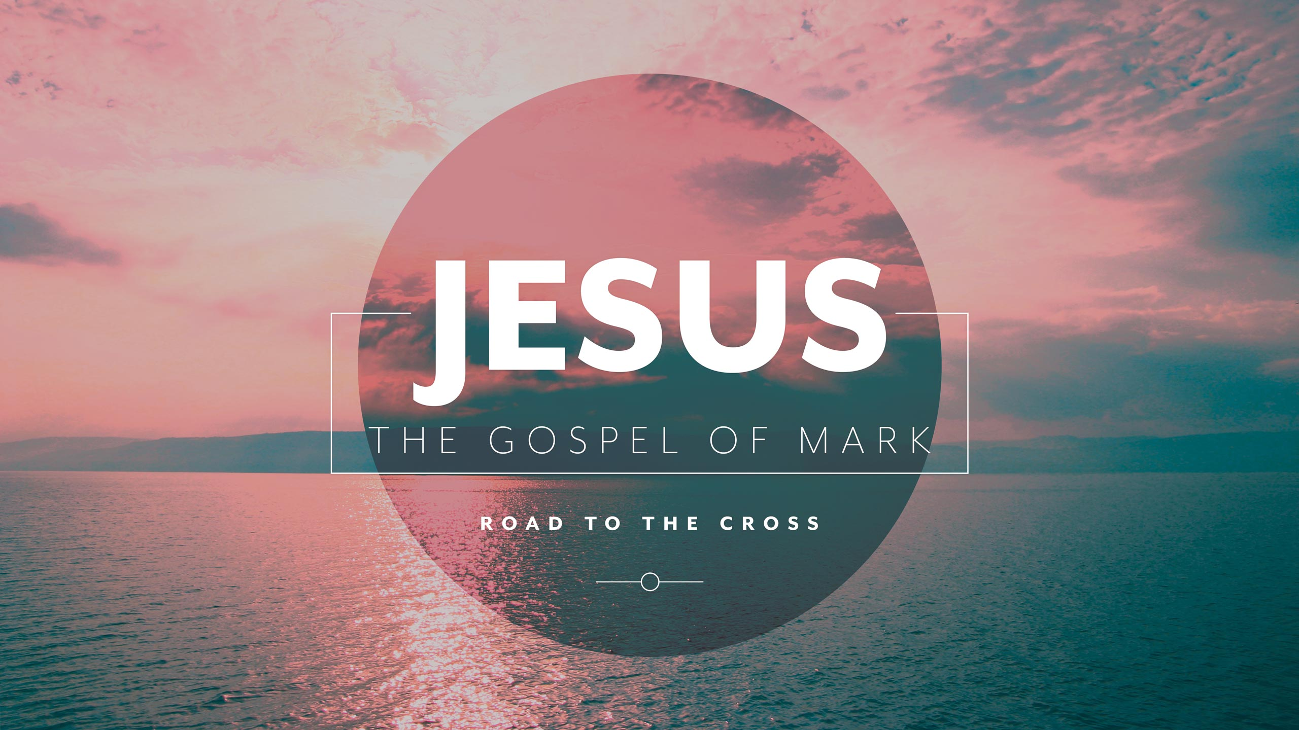 Jesus: The Road To The Cross | Meridian Point Church