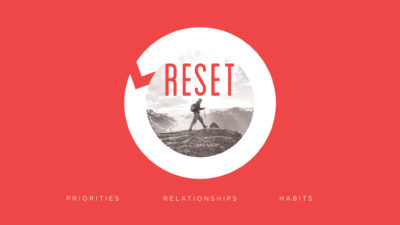 Reset | Meridian Point Church