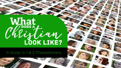 What Does A Christian Look Like?