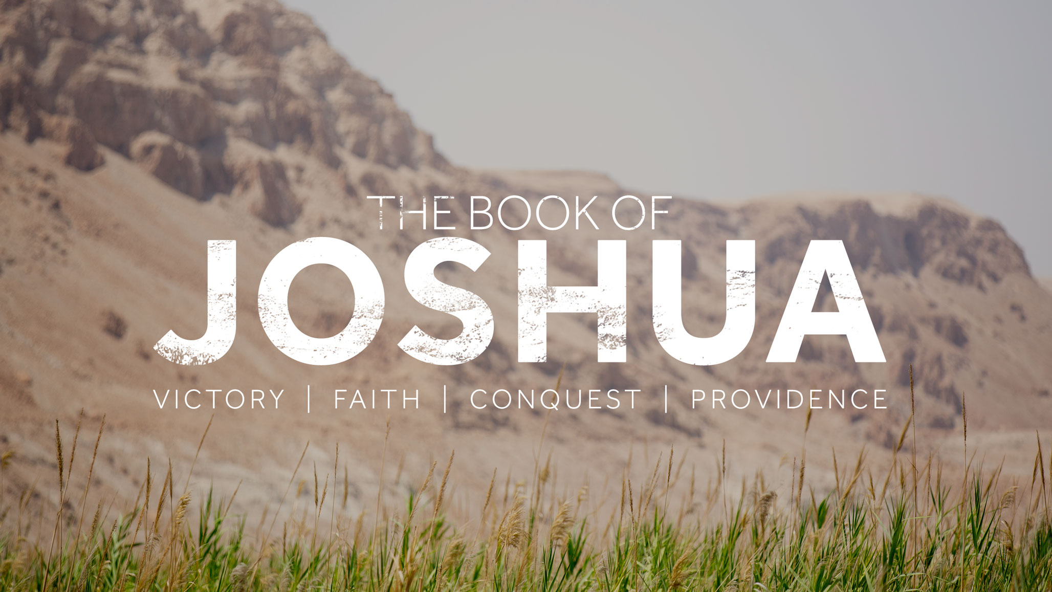 The Book Of Joshua   Meridian Point Church