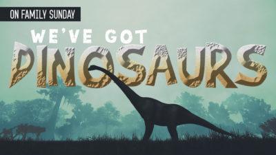 dinosaurs | Meridian Point Church