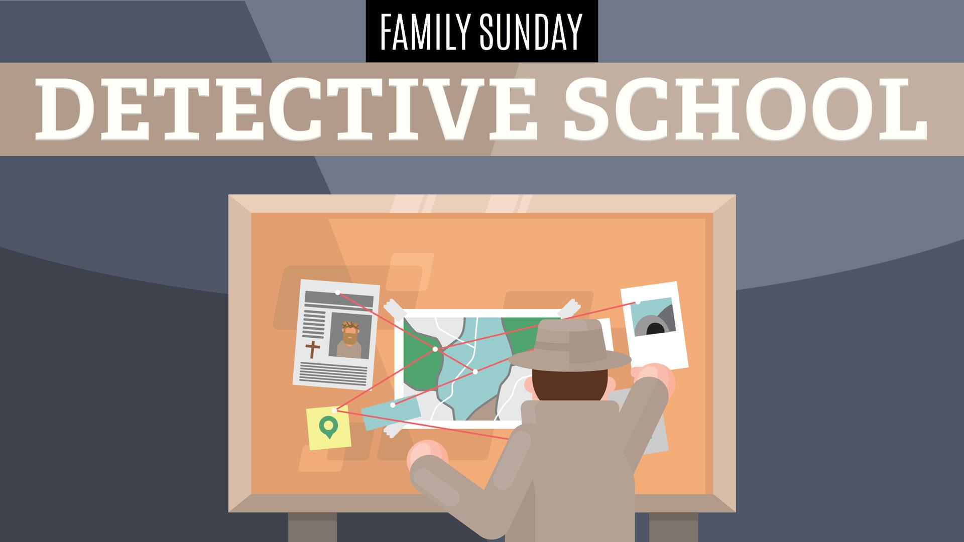 Detective School | Sermon Series | Meridian Point Church