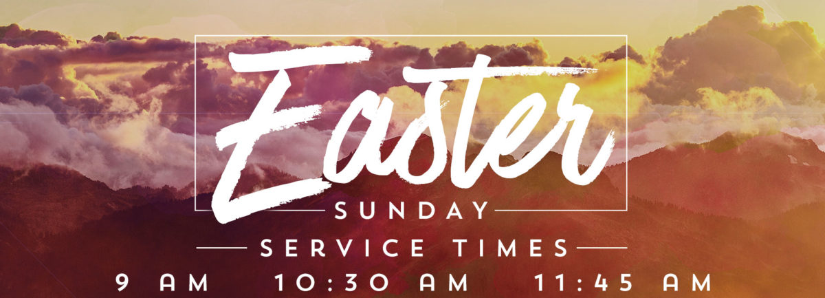 Easter At Meridian Point Church